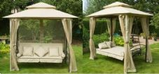 The Jumeriah Swing Bed Gazebo